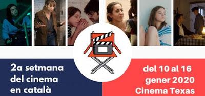2ª Setmana del Cinema en Català en los Cines Texas