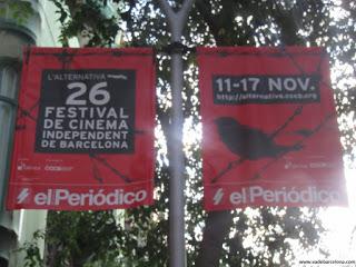 L'Alternativa. Festival de Cinema Independent de Barcelona