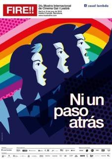Fire!! Mostra Internacional de Cinema Gai i Lesbià de Barcelona
