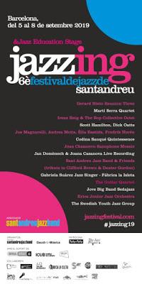 Jazzing.Festival de Jazz de Sant Andreu