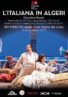 «L'italiana in Algeri» en el Gran Teatre del Liceu