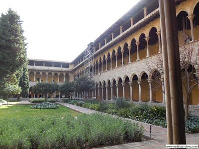 «La hora mágica» en el Real Monasterio de Santa María de Pedralbes