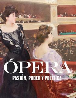 Ópera, Pasión, Poder y Política en CaixaForum