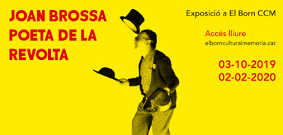 Exposición de Joan Brossa en el Born CCM