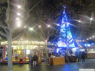 Feria de Navidad del Port Vell