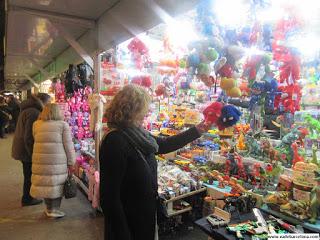 Feria de Reyes de la Gran Via