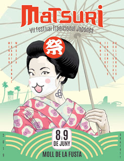 Matsuri  Festival Japonés en Barcelona