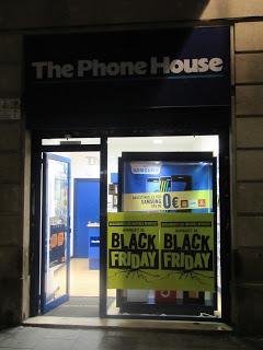 Black Friday Viernes 23 de Noviembre de 2018