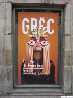 Grec Festival de Barcelona Estiu 2018