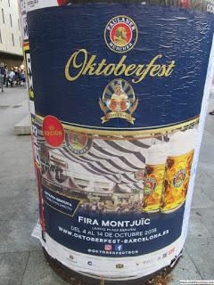 Oktoberfest Barcelona Del 4 al 14 de Octubre