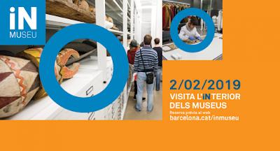 In Museu. Visita el interior de los Museos de Barcelona