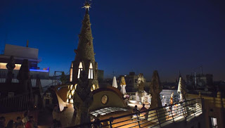 Las noches del Palau Güell