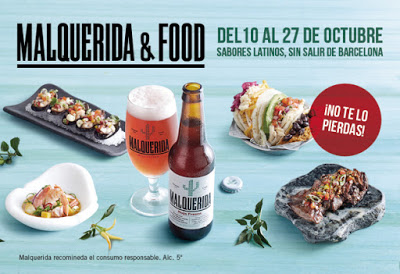 Malquerida & Food