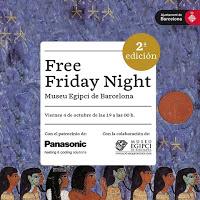 Museu Egipci Free Friday Night