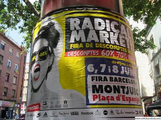 Radical Market! Feria de Descuentos BCN