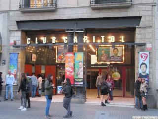Teatros y Salas de Espectáculos