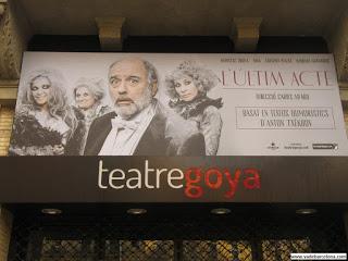 Cartelera Teatral de Barcelona