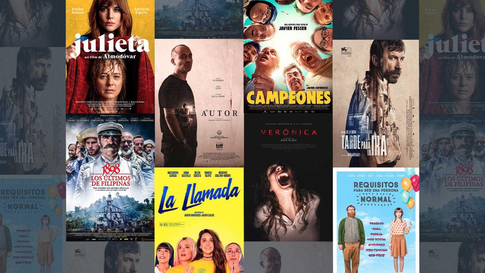 En Casa con el Mejor Cine Español