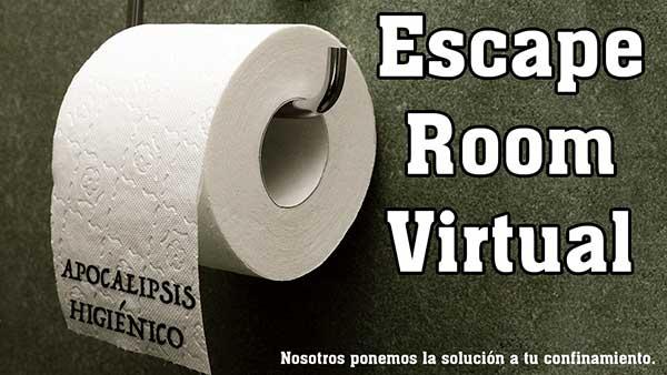 Escape Rooms Virtuales
