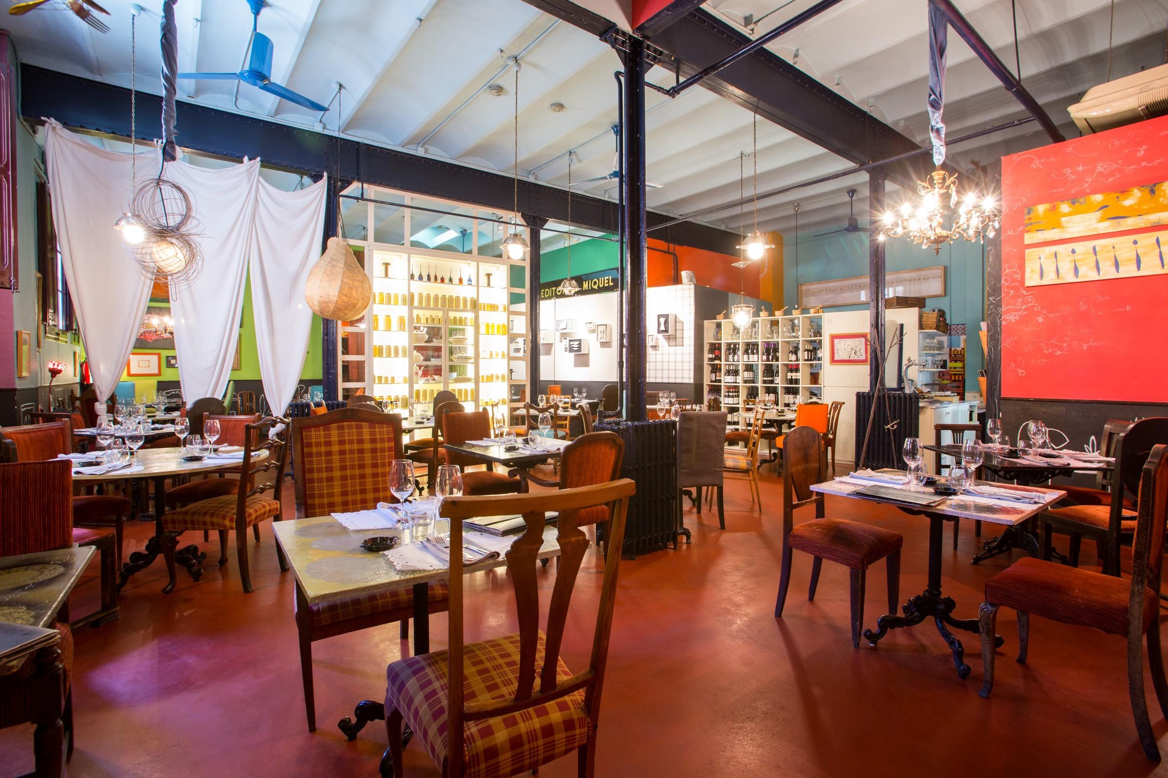 Los Restaurantes del Desconfinamiento en Barcelona