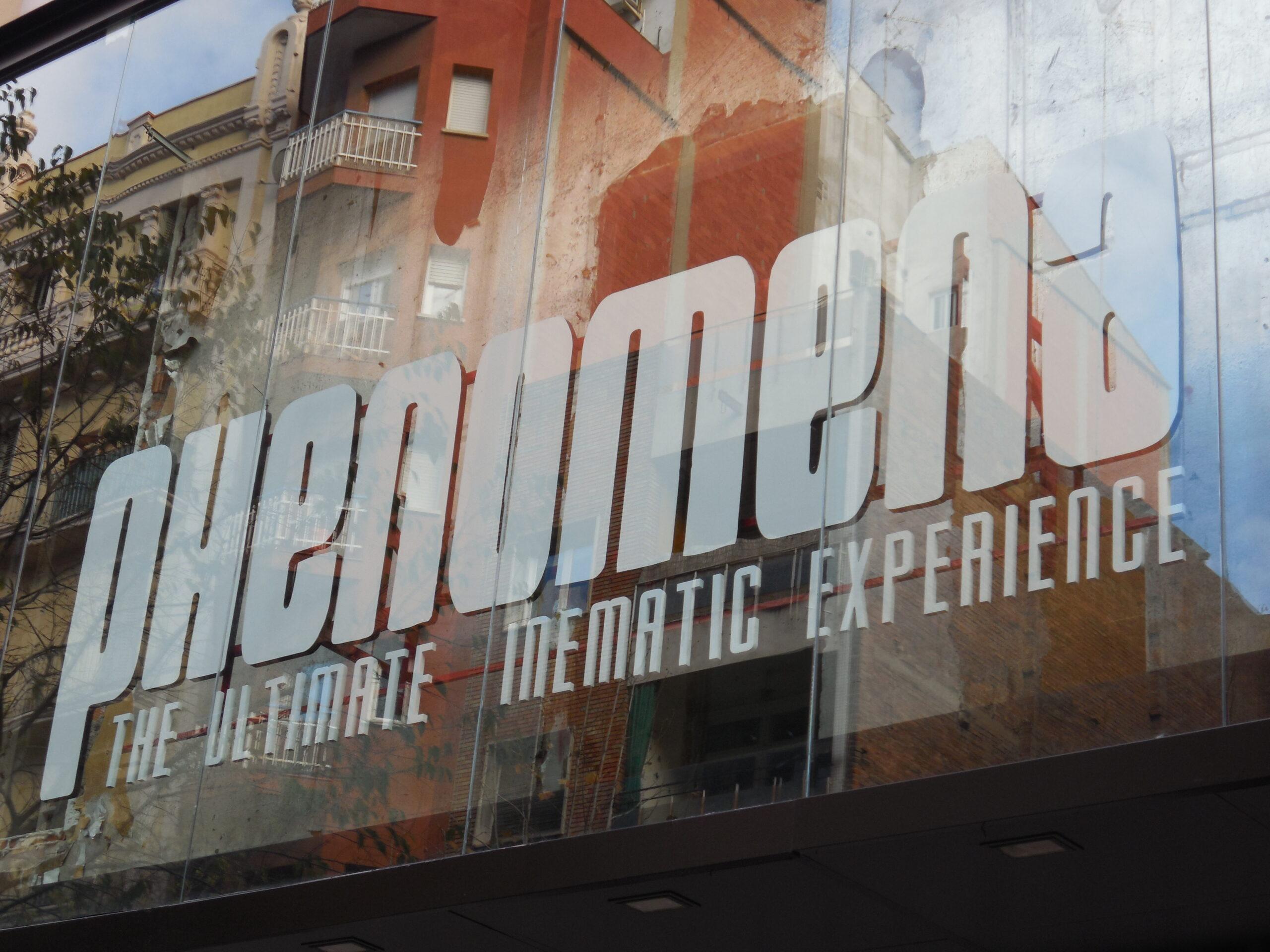 Reabren los Cines en Barcelona
