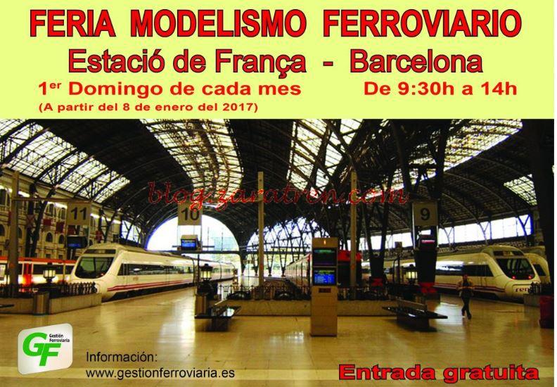Feria Modelismo Ferroviario y Automodelismo